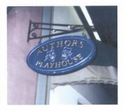 authorsplayhouse sign