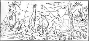 Guernica line